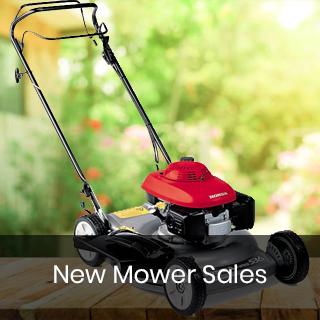 New Mower Sales