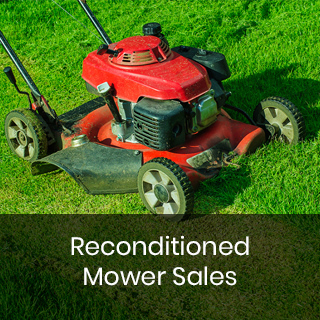 Reconditioned Mower Sales